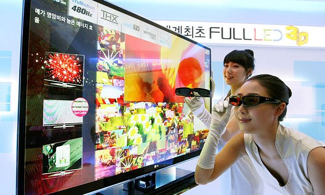 By LG전자 (LG전자, 세계 최초 풀(Full) LED 3D TV 출시) [CC-BY-2.0 (http://creativecommons.org/licenses/by/2.0)], via Wikimedia Commons