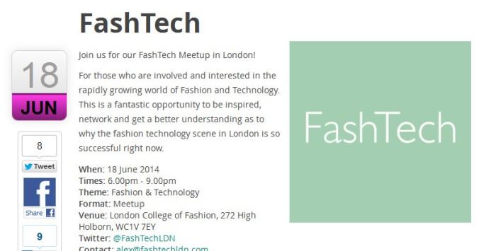 Cropped screenshot of the official London Technology Week website (http://londontechnologyweek.co.uk/)