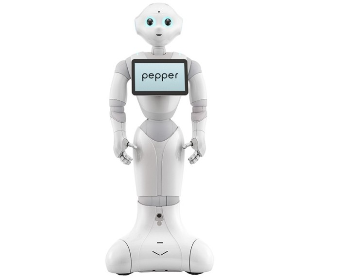 Screenshot from the SoftBank press release on Pepper (http://www.softbank.jp/en/corp/group/sbm/news/press/2014/20140605_01/)