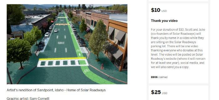 Screenshot from the official Solar Roadways website (http://solarroadways.com)
