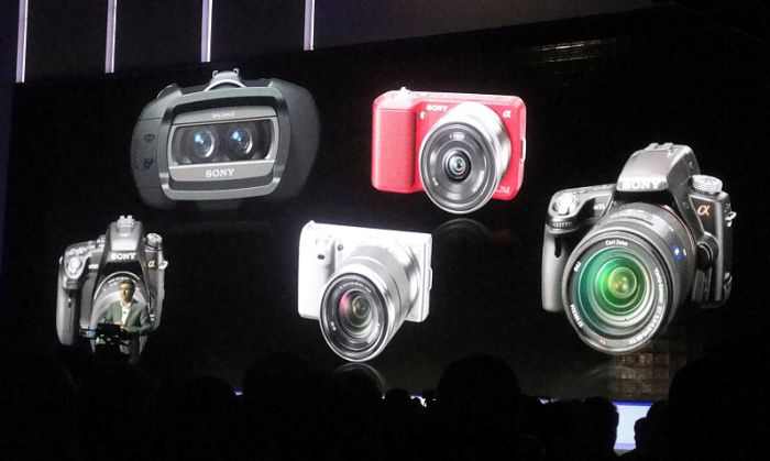 By The Conmunity - Pop Culture Geek from Los Angeles, CA, USA (CES 2012 - Sony press event - cameras) [CC-BY-2.0 (http://creativecommons.org/licenses/by/2.0)], via Wikimedia Commons