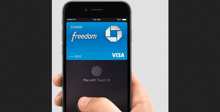 Image from Apple (https://www.apple.com/iphone-6/apple-pay/)