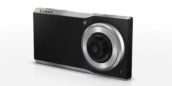 Official Lumix DMC-CM1 promo image released by Panasonic