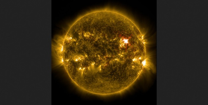 By NASA (Solar Dynamics Observatory) [Public domain], via Wikimedia Commons