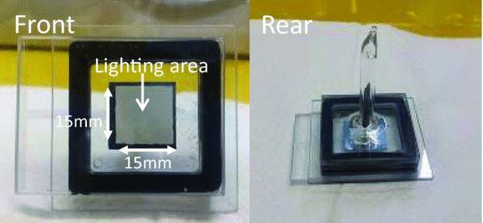 Image from Rev. Sci. Instrum. 85, 104704 (2014); http://dx.doi.org/10.1063/1.4895913 via AIR Review of Scientific Instruments