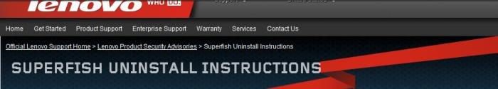 Image credit: Screenshot of official Lenovo website