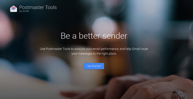 gmail postmaster tools