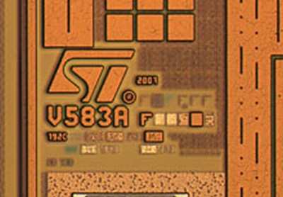 Image credit:  STMicroelectronics via Chipworks