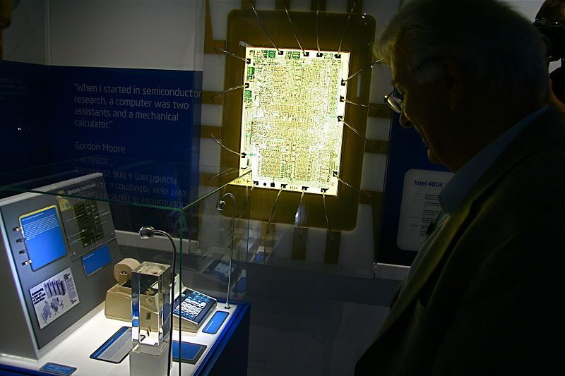 Image Credit: Intel Free Press via Wikimedia Commons