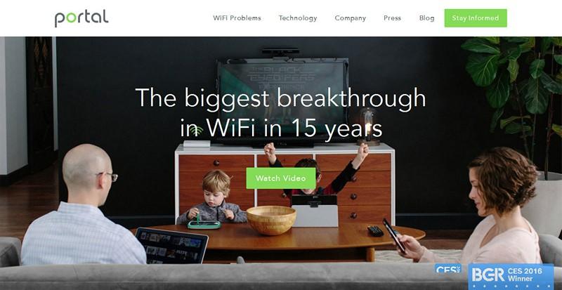 Image credit: Portal Router (website screenshot)
