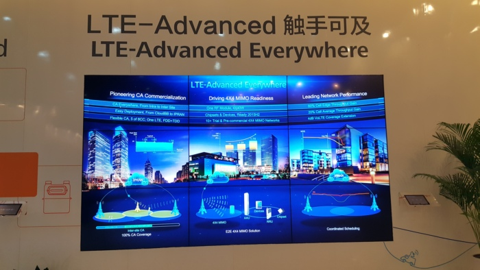 huawei 4G LTE Advanced