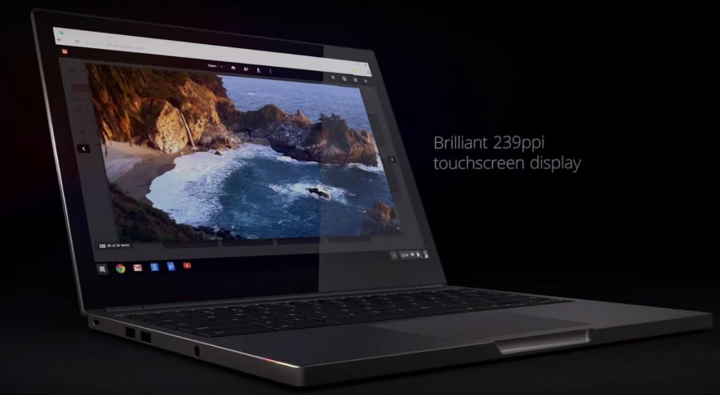 image credit: screenshot via Chromebook Pixel video