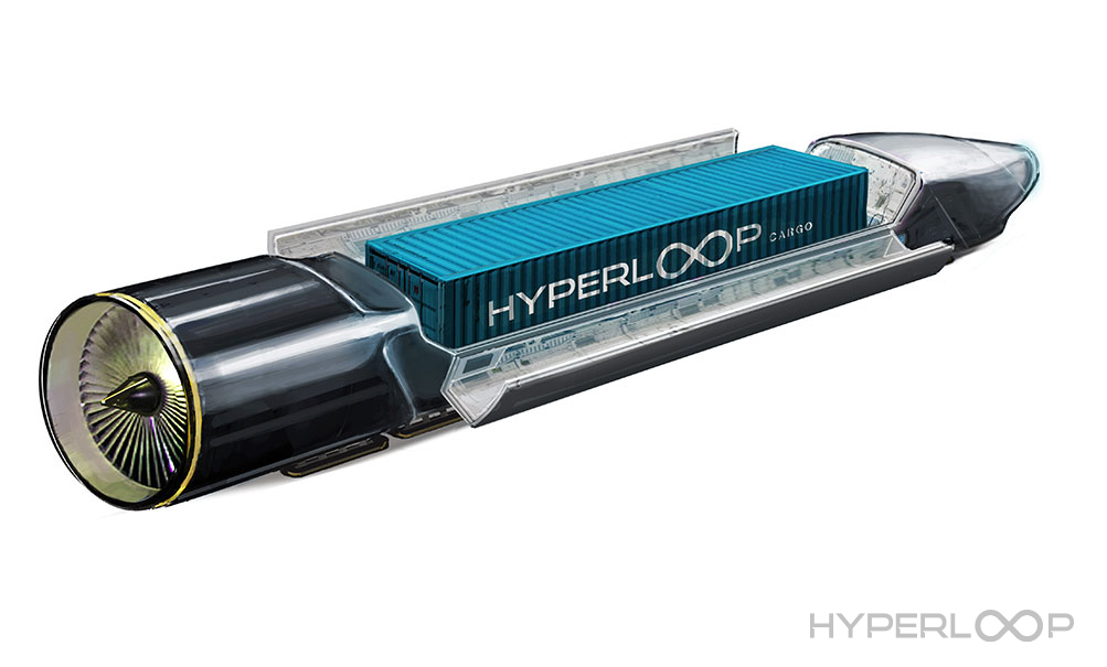 image credit: press photos via hyperloop-one.com