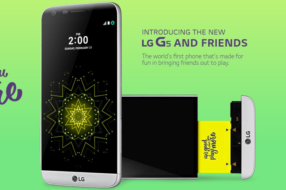 image credit: screenshot via LG G5 website