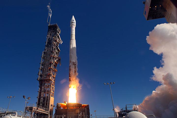 Boeing Rocket