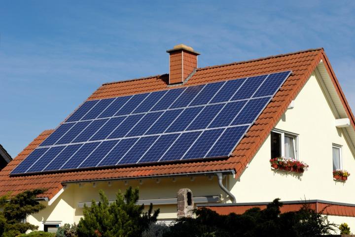 household-solar-panels
