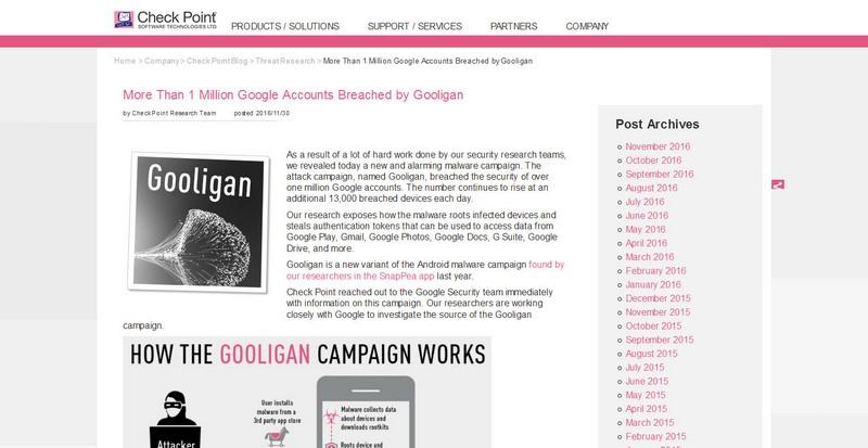 gooligan-check-point-screenshot