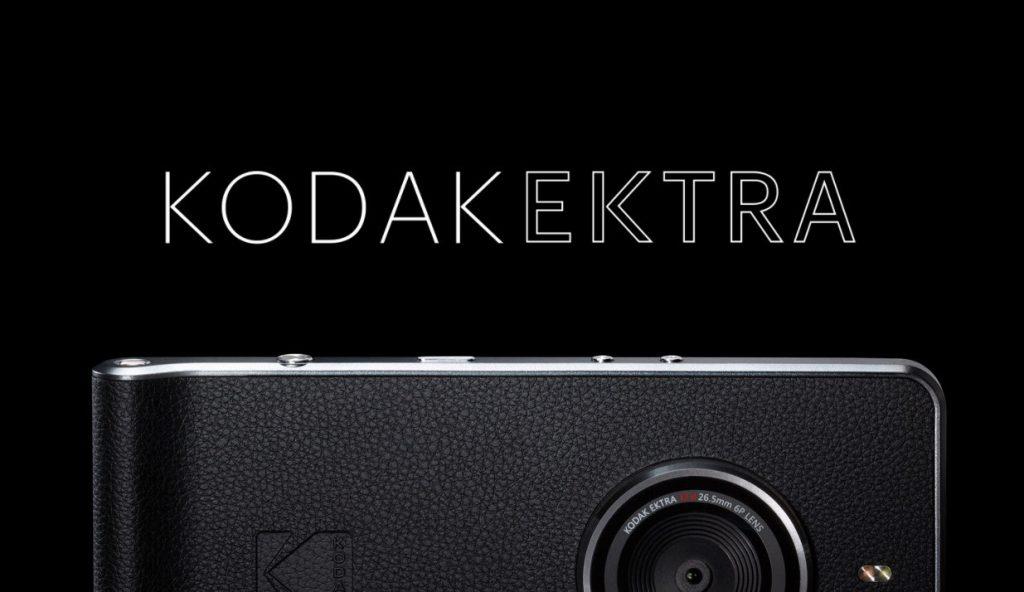 Kodak Makes a Grab at the Cellphone Camera Market with Ektra