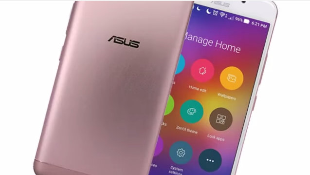 Asus cellphone model number X00GD