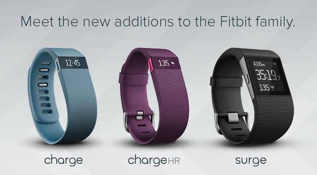 Fitbit wearables Image credit: Fitbit.com