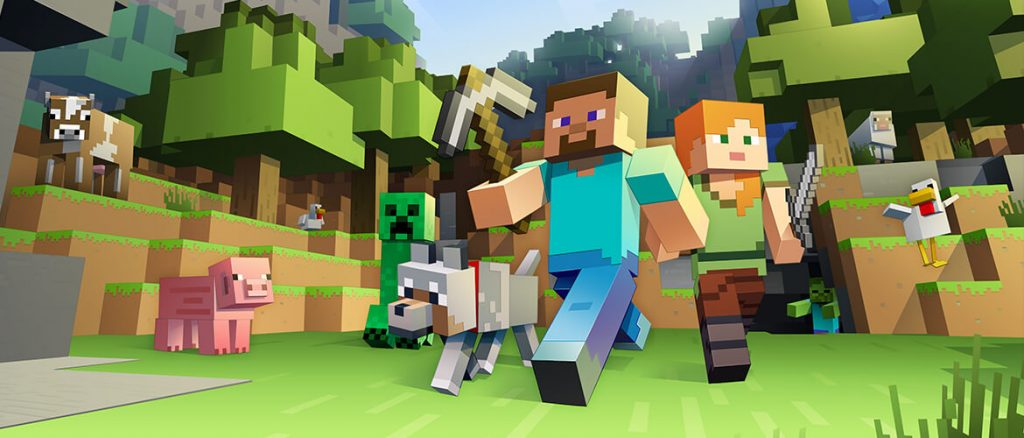 Image credit: Minecraft.net