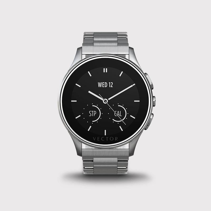 Vector Luna watch Image credit: Vectorwatch.com