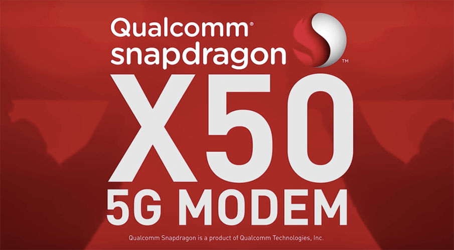 Qualcomm's new x50