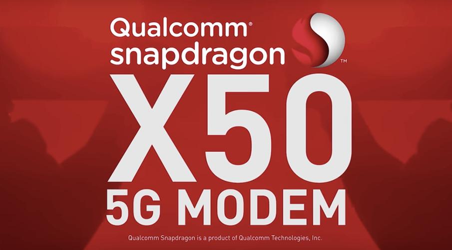 Qualcomm's new x50