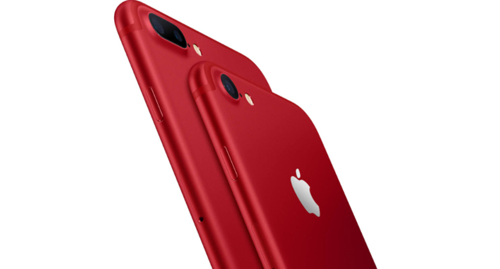 iphone red fights aids