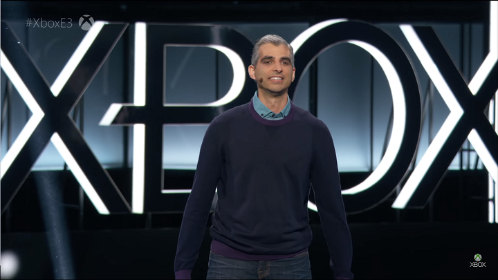 Kareem Choudhry. Image Source: Xbox Youtube Channel