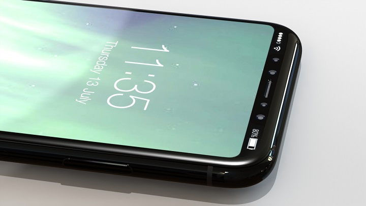 Image of the new iPhone from another angle. Possible enlarged power button can bee seen clearer. (Image Source: Forbes)