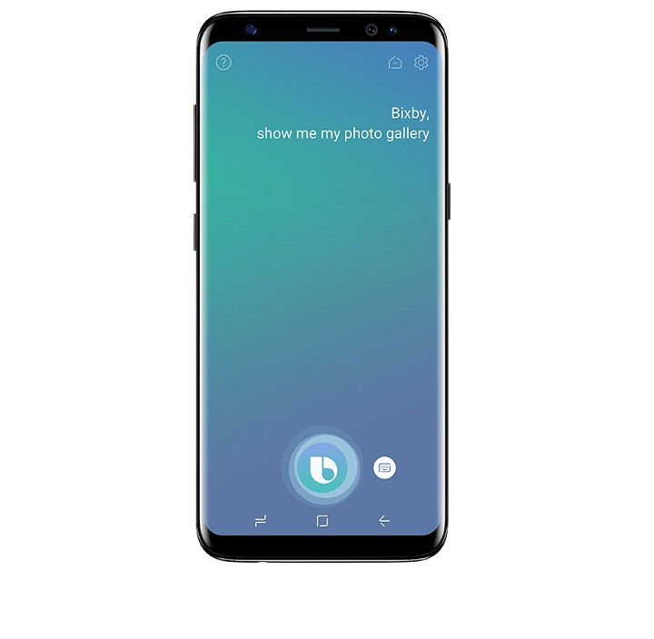 The Samsung Galaxy S8 (Image Source: Samsung)