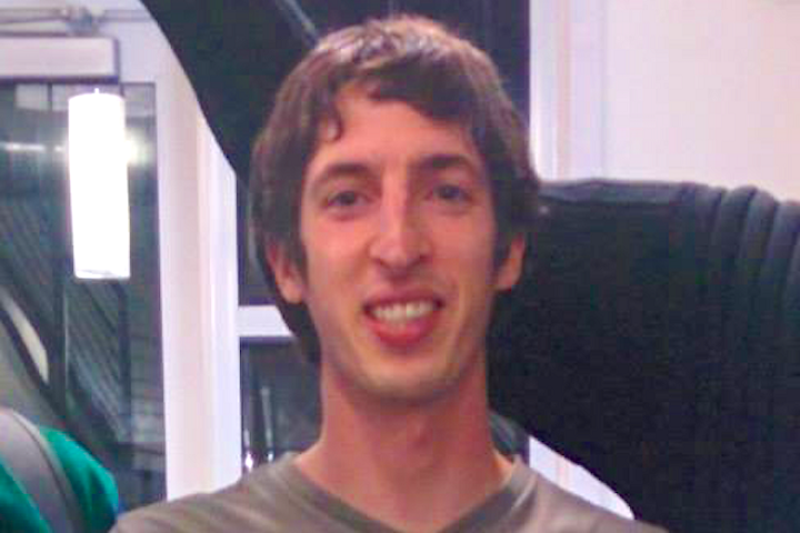 James Damore, author of the memo (Image Source: Business Insider)