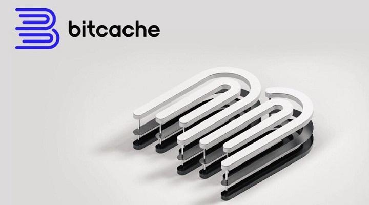 The Bitcache logo (Image Source: https://fs.bitcoinmagazine.com)