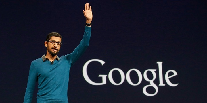 Google CEO Sundar Pichai (Image Source: Business Insider)