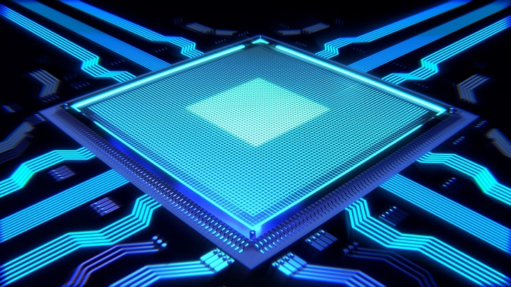 A processor, the brain of computers (Image Source: Pixabay)