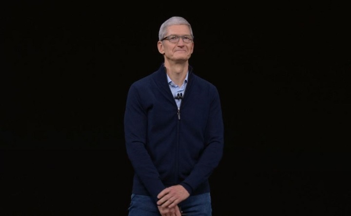 Tim Cook, Apple CEO (Image Source: Apple)
