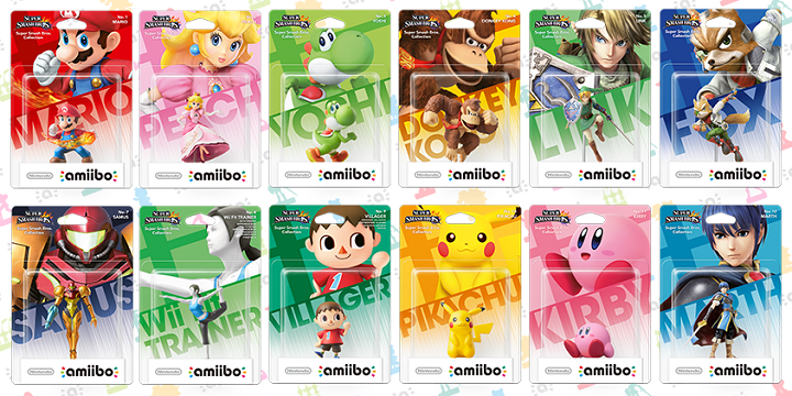 Nintendo Amiibos are considered by many gamers as 'physical' DLC. (Image Source: mynintendonews)