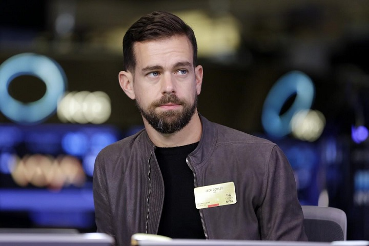 Jack Dorsey, CEO of Twitter (Image Source: Forbes)