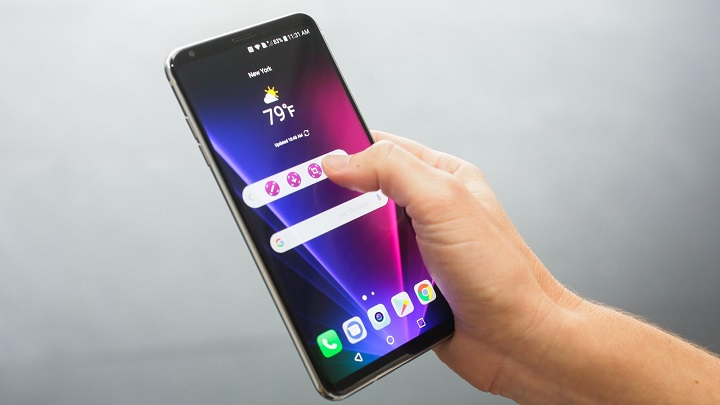 The LG V30 (Image Source: cnet)
