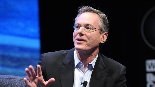 Paul Jacobs (Image Source CNBC)