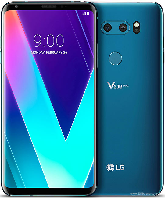 The V30S (Image Source: GSMArena)