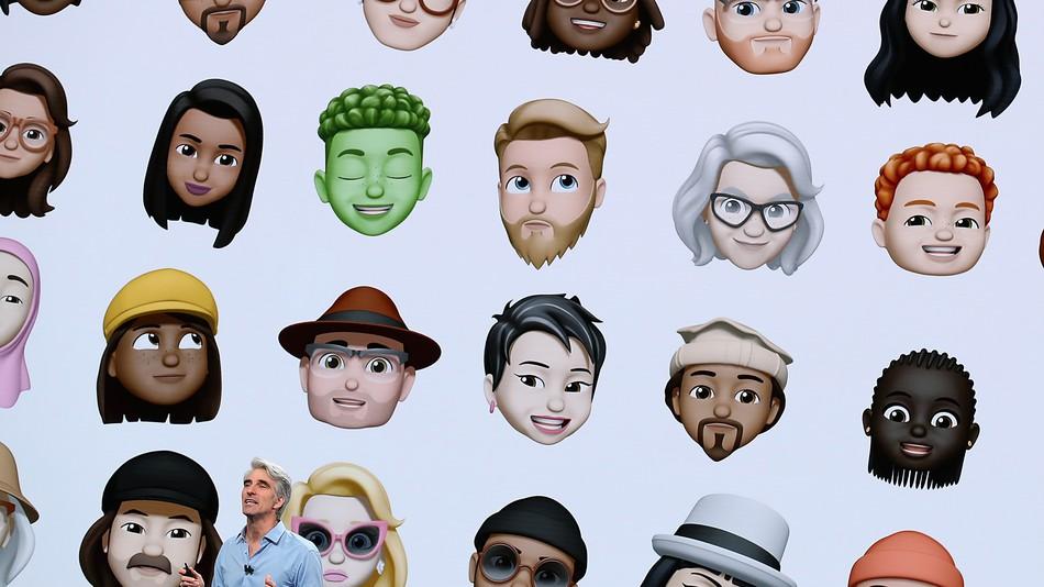 Bring the Memoji Apple iOS 12