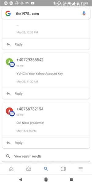 Google Bugs