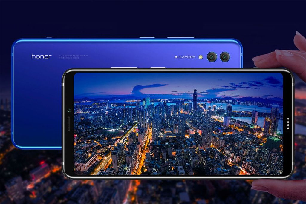 Honor Brand New OLED Technology
