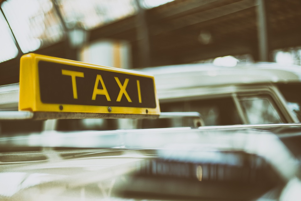 automobile taxi