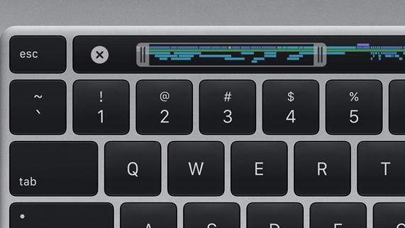 Keyboard MacBook Pro 16inch