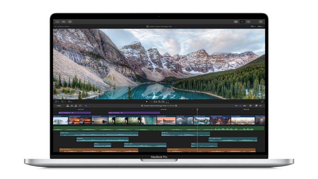 MacbookPro 16 inch