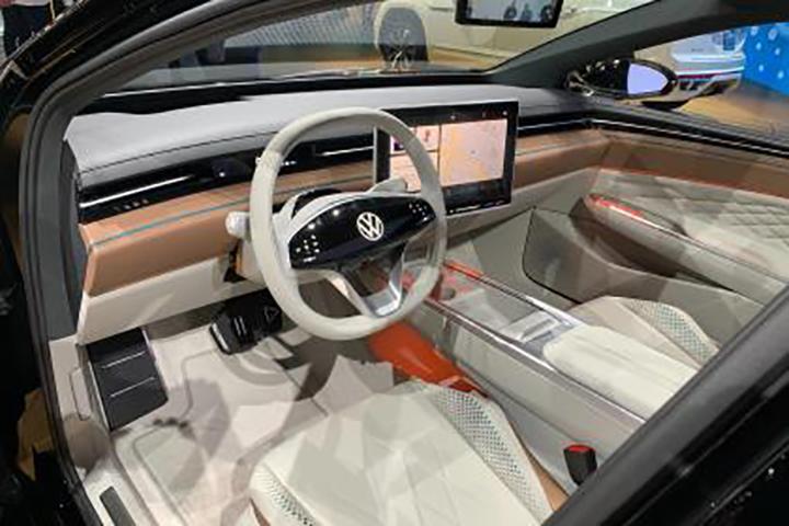 Volkswagen Vizzion Car