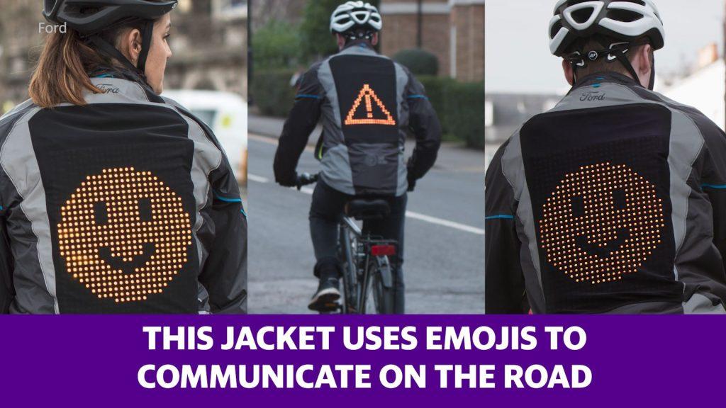 Emoji Jacket by Ford
